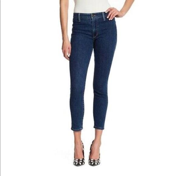 Joe's Jeans Denim - Joe's Jeans Taylor Hill High Rise Skinny Ankle W27